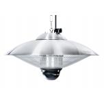Infrapuna soojuskiirgur UFO Ceiling led-valgustusega  900/2100W 220-240V puldiga IP24
