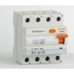 Rikkevoolukaitse MAXGE 4P 25A 30mA  AC 6ka