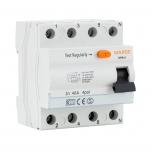 Rikkevoolukaitse MAXGE 4P 63A 300mA  AC 6ka