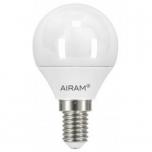 LED ümarpirn Airam 5.5W E14 230V 470lm 4000K