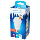 LED pirn AIRAM 240V 9.5W E27 külmakindel +40*C...-40*C 810lm 2800K