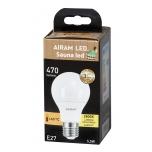 LED pirn Airam 240V 5.5W E27 kuumakindel +60*C...-30*C 470lm 2800K