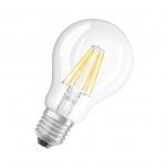 LED pirn OSRAM Filament A60 230V 6W E27 2700K klaar