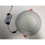 LED allvalgusti süv SUKOON 230V 12W+4W 1200lm 3000K-4100K ümar valge