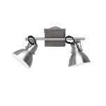 Seinavalgusti TRIOLIGHTING Timber 230V 2* E14 max.28W puit/metall