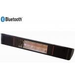 Infrapuna soojuskiirgur Premium Oval  600/2000W 220-240V puldiga kõlaritega